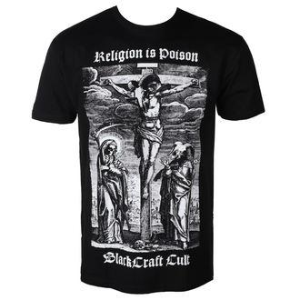 Herren T-Shirt - Religion is Poison - BLACK CRAFT, BLACK CRAFT