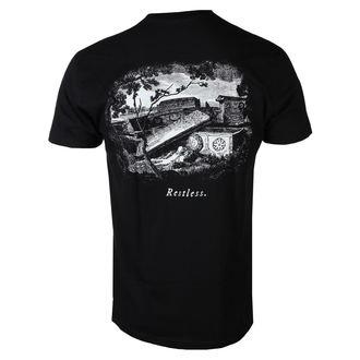 Herren T-Shirt - Restless - BLACK CRAFT, BLACK CRAFT