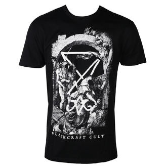 Herren T-Shirt - Lucifer's Gateway - BLACK CRAFT, BLACK CRAFT