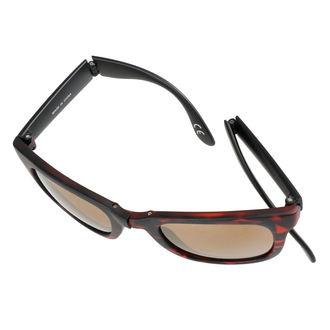 Sonnenbrille VANS - MN FOLDABLE SPICOLI - Schildkröte, VANS
