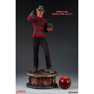 Figur (Dekoration) Nightmare on Elm Street - Freddy Krueger, NNM