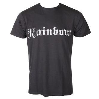 Herren T-Shirt Metal Rainbow - LONG LIVE ROCK N ROLL - PLASTIC HEAD, PLASTIC HEAD, Rainbow