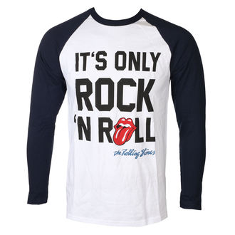 Herren Longsleeve Rolling Stones - Only Rock n Roll - ROCK OFF, ROCK OFF, Rolling Stones