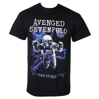 Herren T-Shirt Metal Avenged Sevenfold - POLARISED ASTRONAUT - PLASTIC HEAD, PLASTIC HEAD, Avenged Sevenfold