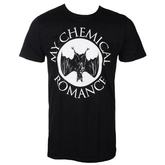 Herren T-Shirt Metal My Chemical Romance - BAT - PLASTIC HEAD, PLASTIC HEAD, My Chemical Romance