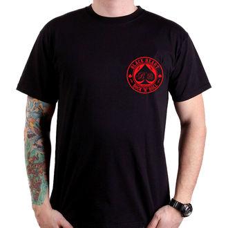 Herren T-Shirt Street - ACE OF SPADES - BLACK HEART, BLACK HEART