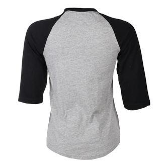 Damen T-Shirt Street - SATANELLA - BLACK HEART, BLACK HEART