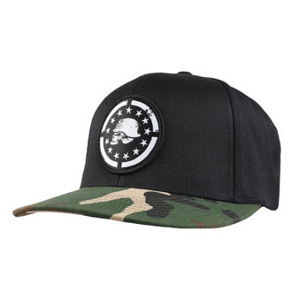 Cap Kappe METAL MULISHA - REBELLION, METAL MULISHA