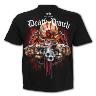 Herren T-Shirt Metal Five Finger Death Punch - Five Finger Death Punch - SPIRAL, SPIRAL, Five Finger Death Punch