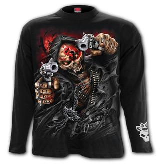 Herren Longsleeve Five Finger Death Punch - Five Finger Death Punch - SPIRAL, SPIRAL, Five Finger Death Punch