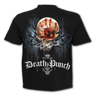 Herren T-Shirt Five Finger Death Punch - Five Finger Death Punch - SPIRAL, SPIRAL, Five Finger Death Punch