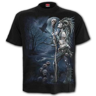 Herren T-Shirt - RAVEN QUEEN - SPIRAL - K056M101