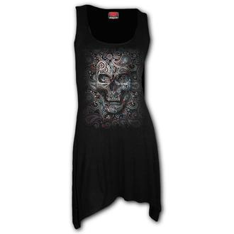 Damen Kleid SPIRAL - SKULL ILLUSION, SPIRAL