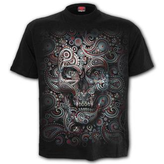 Herren T-Shirt - SKULL ILLUSION - SPIRAL, SPIRAL