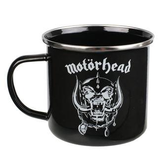 Blechtasse Becher Motörhead - Logo, NNM, Motörhead