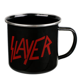 Blechtasse Becher Slayer - Logo, Slayer