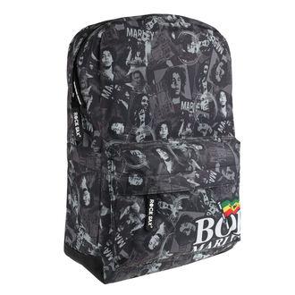 Rucksack BOB MARLEY - COLLAGE, NNM, Bob Marley