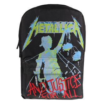 Rucksack METALLICA - JUSTICE FOR ALL, NNM, Metallica