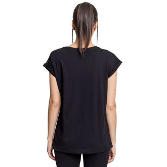 Damen T-Shirt Metal Korn - Face -, NNM, Korn