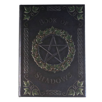 Schreibheft Embossed Book of Shadows Ivy, NNM