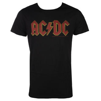 Unisex Metal T-Shirt AC-DC - AMPLIFIED - AMPLIFIED, AMPLIFIED, AC-DC