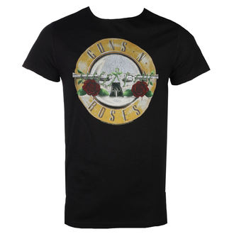 Unisex Metal T-Shirt Guns N' Roses - AMPLIFIED - AMPLIFIED, AMPLIFIED, Guns N' Roses