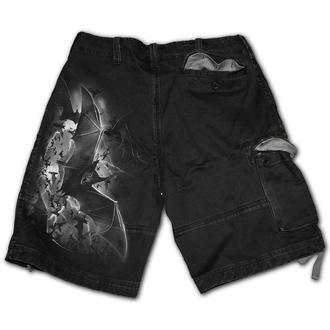 Herren Shorts SPIRAL - BAT CURSE, SPIRAL