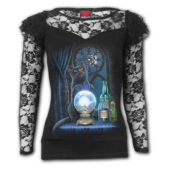 Damen Longsleeve - THE WITCHES APRENTICE - SPIRAL, SPIRAL