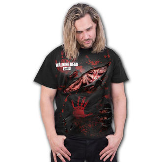 Herren T-Shirt Film The Walking Dead - DARYL - SPIRAL, SPIRAL