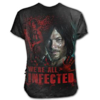 Herren T-Shirt Film The Walking Dead - DARYL - SPIRAL, SPIRAL
