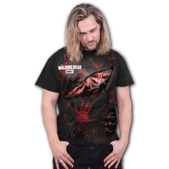 Herren T-Shirt Film The Walking Dead - RICK - SPIRAL, SPIRAL