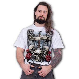 Herren T-Shirt - UNSPOKEN - SPIRAL, SPIRAL
