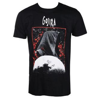 Herren T-Shirt Metal Gojira - GRIM MOON - PLASTIC HEAD, PLASTIC HEAD, Gojira