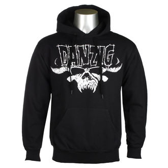 Herren Hoodie Danzig - CLASSIC LOGO - PLASTIC HEAD, PLASTIC HEAD, Danzig