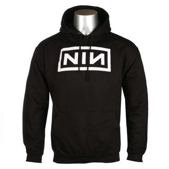 Herren Hoodie Nine Inch Nails - CLASSIC WHITE LOGO - PLASTIC HEAD, PLASTIC HEAD, Nine Inch Nails