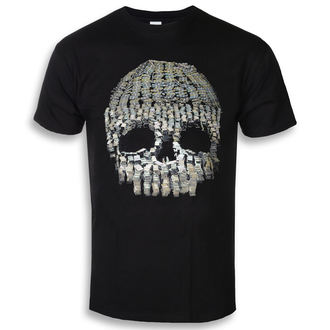 Herren T-Shirt Metal Anti-Flag - Money Skull - KINGS ROAD, KINGS ROAD, Anti-Flag
