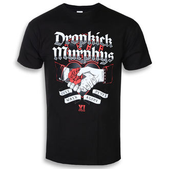 Herren T-Shirt Metal Dropkick Murphys - Handshake - KINGS ROAD, KINGS ROAD, Dropkick Murphys
