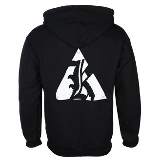 Herren Hoodie Kvelertak - Big K Logo - KINGS ROAD, KINGS ROAD, Kvelertak