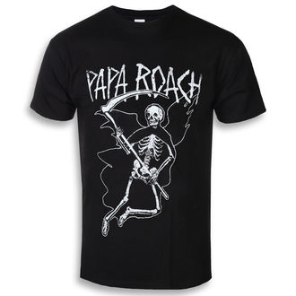 Herren T-Shirt Metal Papa Roach - Haunted Reaper - KINGS ROAD, KINGS ROAD, Papa Roach