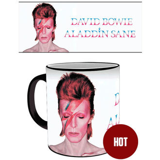 Tasse mit THERMOFOIL David Bowie - GB posters, GB posters, David Bowie