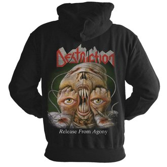Herren Hoodie Destruction - Release from agony 30 years - NUCLEAR BLAST, NUCLEAR BLAST, Destruction