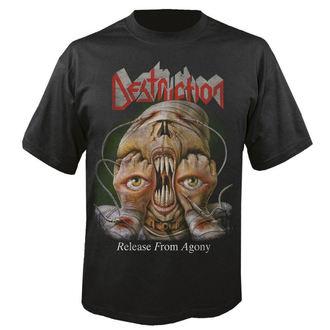 Herren T-Shirt Metal Destruction - Release from agony 30 years - NUCLEAR BLAST, NUCLEAR BLAST, Destruction