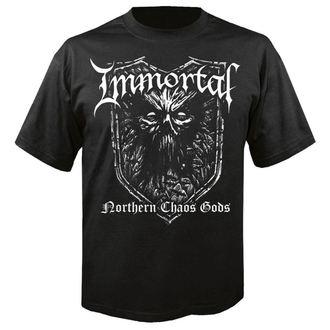 Herren T-Shirt Metal Immortal - Northern chaos gods - NUCLEAR BLAST, NUCLEAR BLAST, Immortal