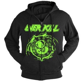 Herren Hoodie Overkill - Krushing skulls - NUCLEAR BLAST, NUCLEAR BLAST, Overkill