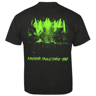 Herren T-Shirt Metal Overkill - Krushing skulls - NUCLEAR BLAST, NUCLEAR BLAST, Overkill