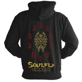 Herren Hoodie Soulfly - Ritual - NUCLEAR BLAST, NUCLEAR BLAST, Soulfly