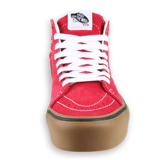 Unisex High Top Sneakers - UA SK8-Hi Plattform 2 (GUMMI) SCOOTE - VANS, VANS