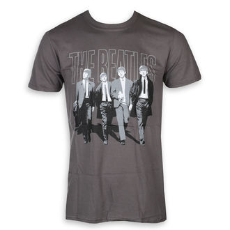 Herren T-Shirt Metal Beatles - Walking In London - ROCK OFF, ROCK OFF, Beatles