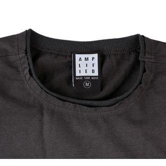 Herren T-Shirt Metal Lamb of God - Pure American Metal - AMPLIFIED, AMPLIFIED, Lamb of God
