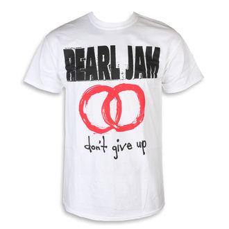 Herren T-Shirt Metal Pearl Jam - Don't Give Up White - NNM, NNM, Pearl Jam